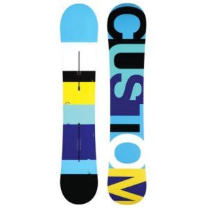 Burton Custom ICS Wide Snowboard 2009