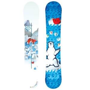 Burton Jussi ICS Snowboard 2009