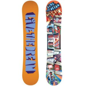 Burton Jeremy Jones Snowboard 2009