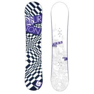 Burton Lux Snowboard Womens
