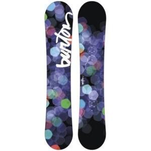 Burton Feather Snowboard Wide Womens