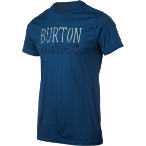 Burton Battery Slim T-Shirt - Short-Sleeve - Men's