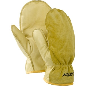 Burton Work Horse Leather Mitt - Men's