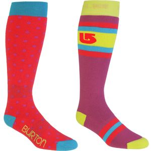 Burton Weekender Socks - 2-Pack - Women's