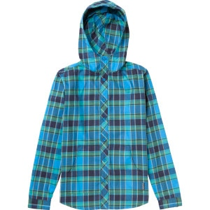 Burton Lynx Flannel Shirt - Long-Sleeve - Boys'