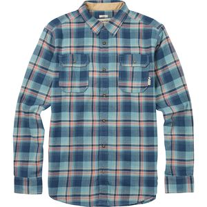 Burton Brighton Flannel Shirt - Long-Sleeve - Men's