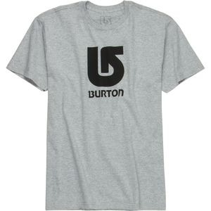 Burton Logo Vertical T-Shirt - Short-Sleeve - Men's