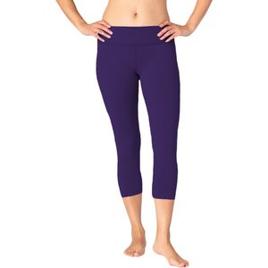 Beyond Yoga Back Gathered Capri Leggings - Women's