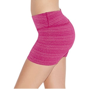 Beyond Yoga Stripe Essential Short - Women's