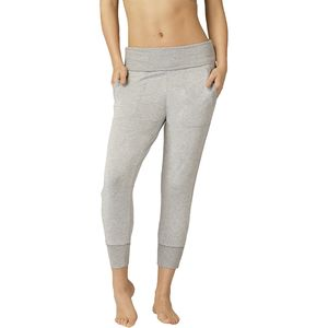 Beyond Yoga Modal Baby Terry Foldover Ribbed Sweatpant - Women's