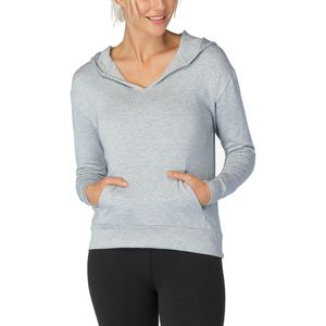 Beyond Yoga Cozy Fleece V-Neck Pullover Hoodie - Women's