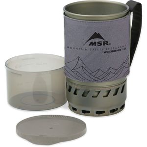 MSR WindBurner 1.0L Accessory Pot