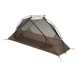MSR Carbon Reflex 1 Tent: 1-Person 3-Season