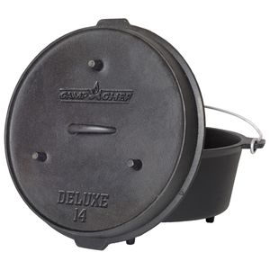 Camp Chef Deluxe 12-Quart Dutch Oven