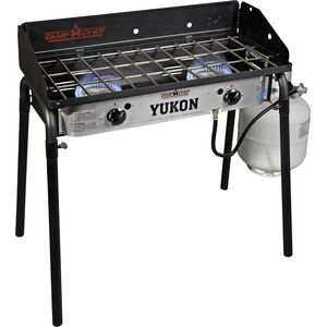 Camp Chef Yukon 2 Burner Stove