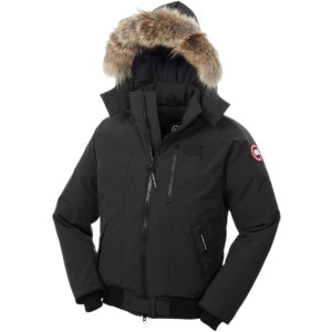 Canada Goose' Chilliwack Bomber Jacket Men's, Black, XXL