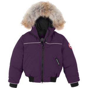 Canada Goose Grizzly Bomber Down Jacket - Toddler Girls'