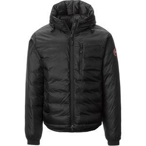 Canada Goose Lodge Down Hooded Jacket - Men's