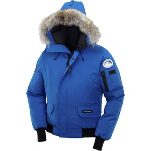Canada Goose Polar Bears International Chilliwack Bomber Down Jacket - Men's