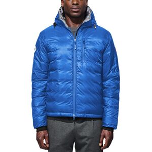 Canada Goose Polar Bears International Lodge Hooded Down Jacket - Men's