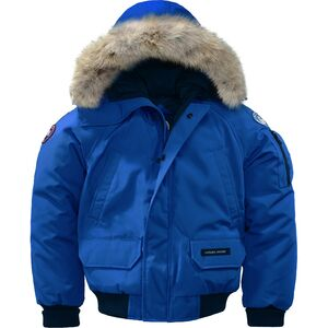 Canada Goose Polar Bears International Chilliwack Bomber Down Jacket - Boys'