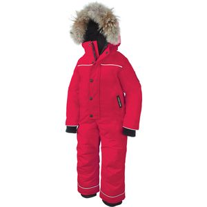 Canada Goose Grizzly Down Snow Suit - Toddler Girls'