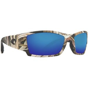 Costa Corbina Mossy Oak Camo Polarized Sunglasses - Costa 400 Glass Lens