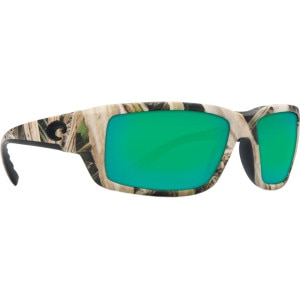 Costa Fantail Mossy Oak Camo Polarized Sunglasses - Costa W580 Glass Lens