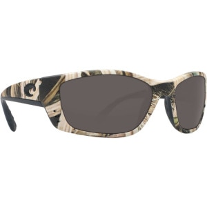 Costa Fisch Mossy Oak Camo Polarized Sunglasses - Costa W580 Glass Lens