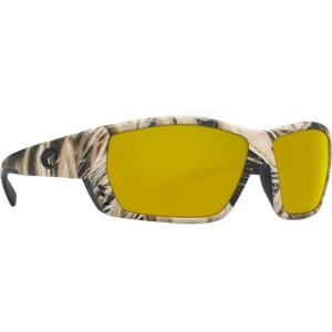 Costa Tuna Alley Mossy Oak Camo Polarized Sunglasses - Costa 580P Lens