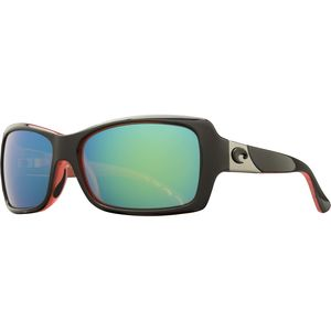 Costa Islamorada Polarized Sunglasses -  400 Glass Lens - Women's
