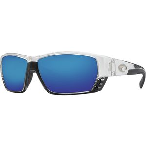 Costa Tuna Alley Polarized Sunglasses - Costa 400 Glass Lens