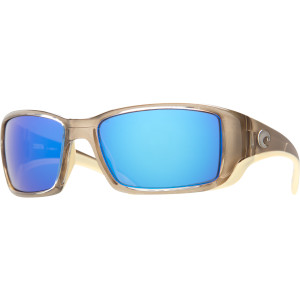 Costa Blackfin Polarized Sunglasses - Costa 400 Glass Lens