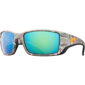 Costa Blackfin Realtree Xtra Camo Polarized Sunglasses - Costa 400 Glass Lens