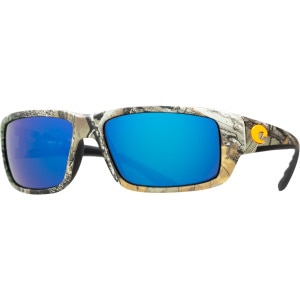 Costa Fantail Realtree Xtra Camo Polarized Sunglasses - Costa 580 Glass Lens