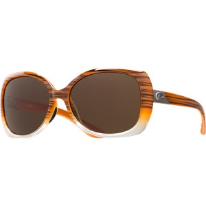 Costa Sea Fan Polarized Sunglasses - Costa 580 Polycarbonate Lens - Women's