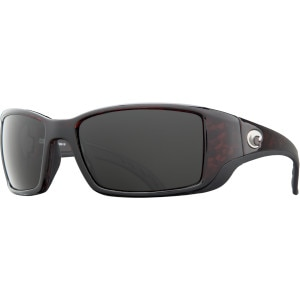 Costa Blackfin Polarized Sunglasses - Costa 580 Glass Lens