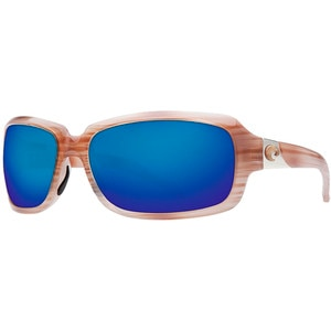Costa Isabela 580P Mirrored Sunglasses - Polarized - Women's