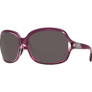 Costa Boga Polarized Sunglasses - 580 Poly Lens - Women's