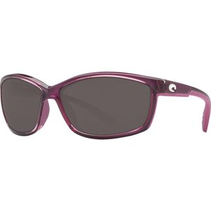 Costa Manta Polarized Sunglasses - 580 Glass Lens - Women's