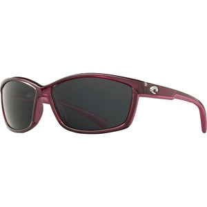 Costa Manta Polarized Sunglasses - 580 Poly Lens - Women's