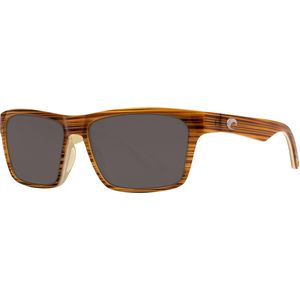 Costa Hinano Polarized Sunglasses - Costa 580 Glass Lens