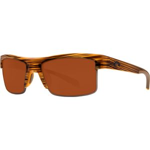 Costa South Sea Polarized Sunglasses - Costa 580 Glass Lens