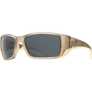 Costa Blackfin Polarized Sunglasses - Costa 580 Polycarbonate Lens