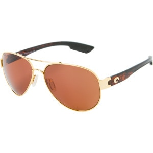 Costa South Point Polarized Sunglasses - Costa 580 Polycarbonate Lens