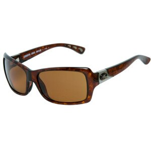Costa Islamorada Polarized Sunglasses - Costa 580 Polycarbonate Lens - Women's
