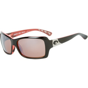 Costa Islamorada Polarized Sunglasses - Costa 580 Glass Lens - Women's