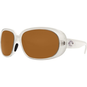 Costa Hammock Polarized Sunglasses - Costa 580 Polycarbonate Lens - Women's