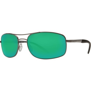 Costa Seven Mile Sunglasses Polarized - 400 Glass Lens