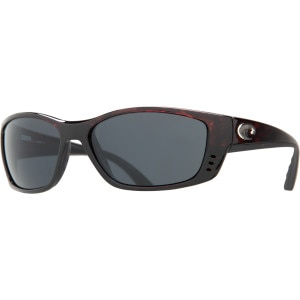 Costa Fisch Polarized Sunglasses - 580 Polycarbonate Lens
